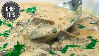 Download Hungarian Mushroom Soup Recipe Video