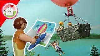 Download Playmobil Film deutsch - Der Malwettbewerb - Familie Hauser Spielzeug Kinderfilm Video