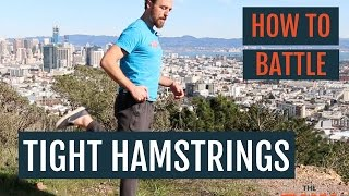 Download Running Injuries   How to Battle Tight Hamstrings! Video
