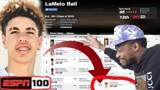 Download Watching EVERY Player Ranked HIGHER than LAMELO! HE SHOULD BE TOP 5!! Video