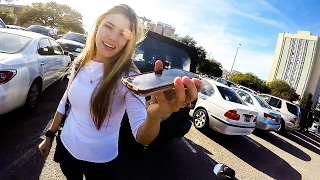 Download BIKERS PICKING UP GIRLS | HOW TO PICK UP GIRLS WITH A MOTORCYCLE | [Ep-1] Video