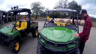 Download John Deere XUV590i Gator (Full review & Driving Test) Video