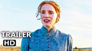 Download WOMAN WALKS AHEAD Official Trailer (2018) Jessica Chastain, Sam Rockwell Western Movie HD Video