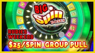 Download 👍$25/SPIN GROUP SLOT PULL 💰🔄Cash SPIN ✦ 👫RUDIES Weekend 2018 Video 🎉 Brian Christopher Slots Video