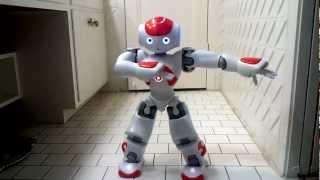 Download NAO Robot Dance: Techno-logic! Video