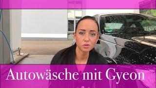 Download Autowäsche mit Gyeon Video