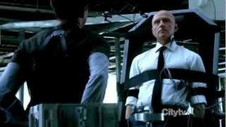 Download Fringe Episode 5.05 Scene - This Is My Friend He is Meanier Than I Am Video