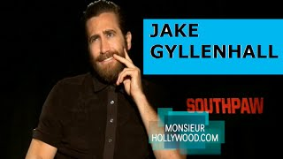 Download Jake Gyllenhaal, exclusive interview by Monsieur Hollywood, speaks French, Everest, SouthPaw Video