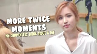 Download more TWICE moments my commenters think about a lot Video