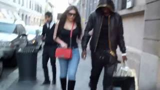 Download Paul Pogba shopping in Milan Video