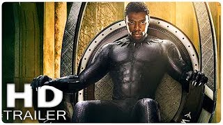 Download BLACK PANTHER Trailer (2018) Video