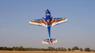 Download Skywing Slick 360 104″ GP123cc monster Video