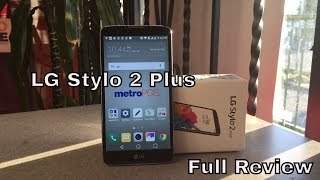 Download LG Stylo 2 Plus Full Review |HQ| Video