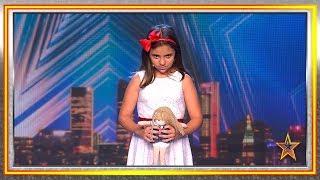 Download ¿Listo para temblar de miedo con esta niña y su muñeca?   Audiciones 1   Got Talent España 2019 Video