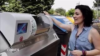 Download Sistemi smart di raccolta rifiuti e alberi mangia smog - Codice, La vita è digitale 25/08/2017 Video
