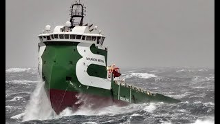 Download Top 10 ships in storm Part 2 Terrifying Monster Waves Video