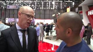Download Chris Harris on Cars - Geneva Motor show 2015 Part 1 Video