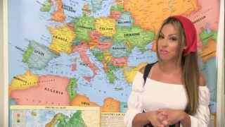Download Geography Lesson - Slovakia Video