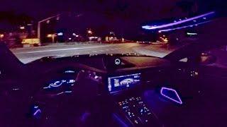 Download 2018 Porsche Panamera Turbo S POV NIGHT DRIVE by AutoTopNL Video
