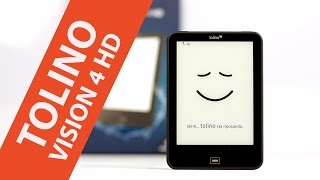 Download Tolino Vision 4 HD è il futuro degli ebook reader | Recensione Video