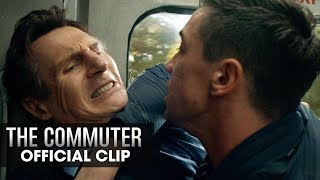 "Download The Commuter (2018 Movie) Official Clip ""Who Are You"" – Liam Neeson Video"