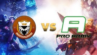 Download TEAM CL vs PROARMY [Bảng A][23.11.2017] - Garena Liên Quân Mobile Video