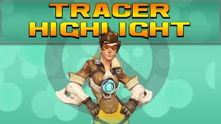 Download Overwatch - Tracer Stream Highlight (Super Mediocre Gameplay) Video
