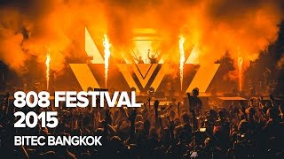 Download 808 Festival 2015 at Bitec Bangkok Video