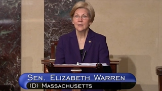 Download Sen. Warren Speaks After Being Silenced, Opposes Trump's Tom Price Video