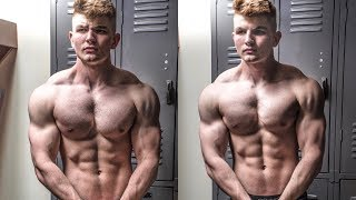 Download OVERKILL PUSH WORKOUT - RYAN CASEY 2018 Video