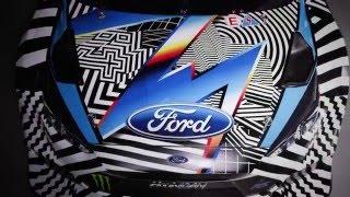 Download [HOONIGAN] Ken Block and Andreas Bakkerud's 2016 Ford Focus RS RX liveries by Felipe Pantone Video