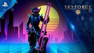 Download Skyforge - Distant Frequencies Announcement Trailer | PS4 Video