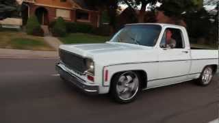Download 1978 GMC Hot Rod Pickup Muscle Truck 600HP 454 Big Block Video