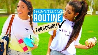 Download Morning Routine for School 2015 | Niki and Gabi Video