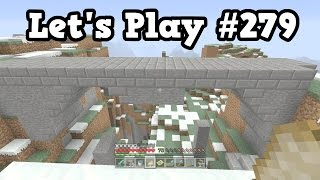 Download Minecraft Xbox Lets Play #279 - TU46 First Mountain Bridge Video