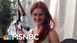 Download NRA Quiet On Alleged Role As Russian Conduit In Maria Butina Charges | Rachel Maddow | MSNBC Video