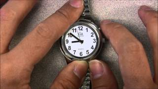 Download Dual Voice Talking Watch Instructions Video