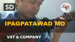 Download Ipagpatawad Mo - VST & Company (solo guitar cover) Video