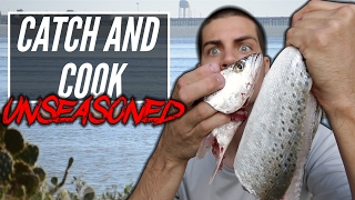 Download catch and cook Trout with NO SEASONING Video