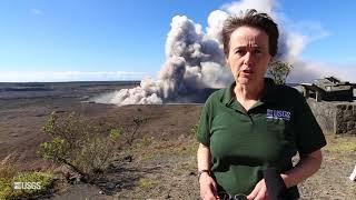 Download USGS Status Update of Kīlauea Volcano - May 14, 2018 Video