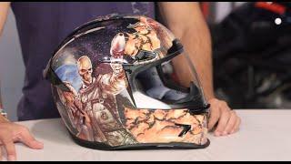 Download ICON Airframe Pro Pleasuredome 2 Helmet Review at RevZilla Video