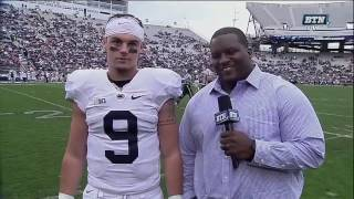 Download Trace McSorley Interview - Penn State Spring Football Video