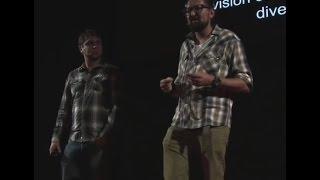 Download Televisión Ciudadana | Jalal Dubois & Rodrigo Padilla | TEDxQuito Video