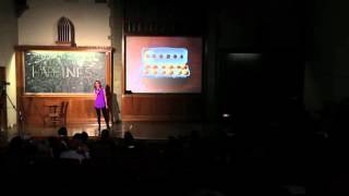 Download TEDxNewHaven - Gretchen Rubin - Five Half-Truths About Happiness Video