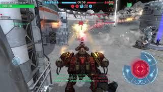 Download War Robots - PERFECT HANGAR FOR SHORT MAPS Video