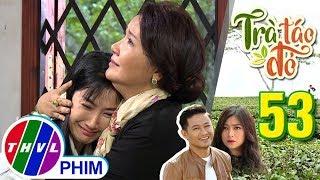 Download THVL | Trà táo đỏ - Tập 53[2]: Bà Hiền hối hận vì đã chửi mắng con gái mình thậm tệ Video