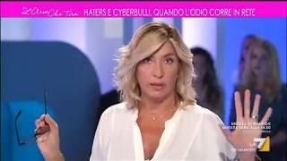 Download Laura Boldrini ospite della trasmissione L'aria che tira su La7 Video