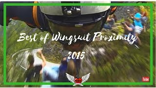 Download Best of Wingsuit Proximity Flying 2015 Video