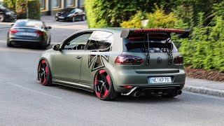 Download Volkswagen GTI Compilation Wörthersee 2019   Bangs, Launch Control, Accelerations, Sounds, ... Video