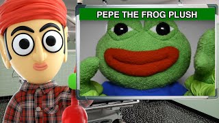 Download Pepe The Frog Hashtag Collectibles - Runforthecube Toy Review Video
